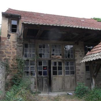 Rénovation d'une grange en maison individuelle