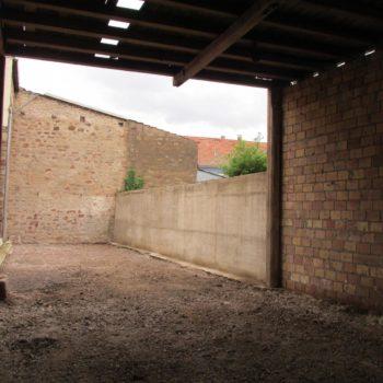Rénovation d'un séchoir à tabac en maison d'habitation